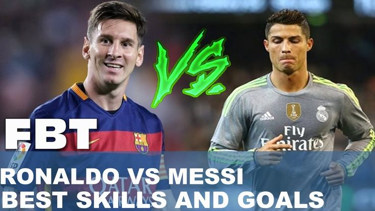 Cristiano Ronaldo vs Lionel Messi 2017 _ 2015_17 - Best Skills & Goals