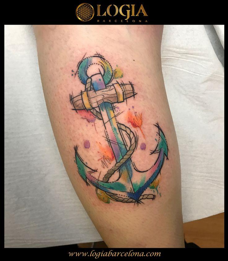 Φ Artist PEPO ERRANDO Φ  Info & Citas: (+34) 93 2506168 - Email: Info@logiabarcelona.com www.logiabarcelona.com #logiabarcelona #logiatattoo #tatuajes #tattoo #tattooink #tattoolife #tattoospain #tattooworld #tattoobarcelona #tattooistartmag #tattoosenbarcelona #tattooisartmagazine #tattoos_of_instagram #ink #arttattoo #artisttattoo #inked #instattoo #inktattoo #tatuagem #tattoocolor #brazo #tattooartwork #anchor #ancla
