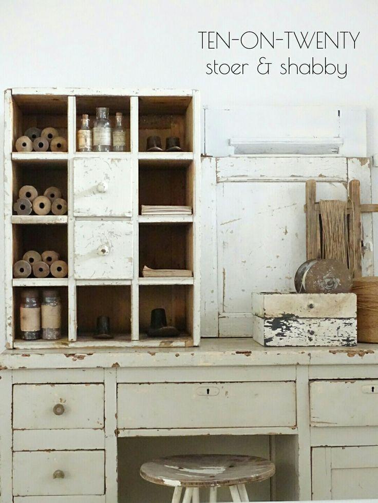 Binnenkijken-at home-my workspace-Ten-on-Twenty