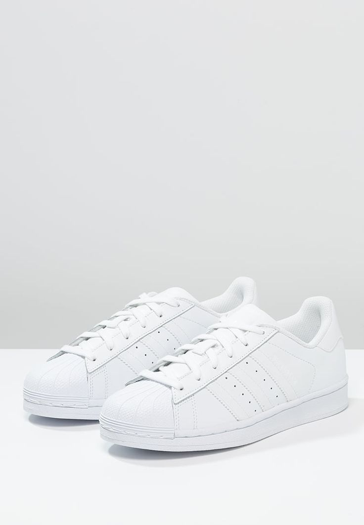 Baskets basses adidas Originals SUPERSTAR FOUNDATION - Baskets basses -  white blanc: 90,00