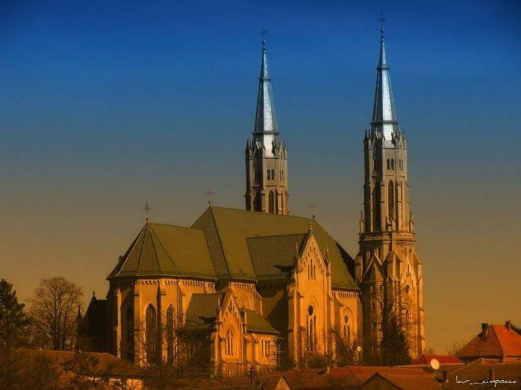 Roman Catholic Church of Vinga, Vinga, Arad County, Transylvania, Romania