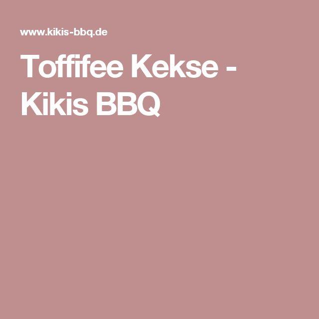 Toffifee Kekse - Kikis BBQ