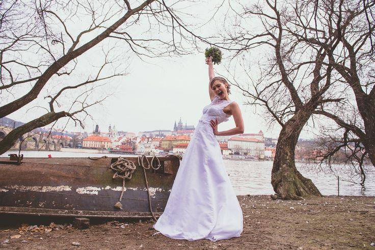 Enjoy your big day. Wedding in Prague.  www.ido.agency