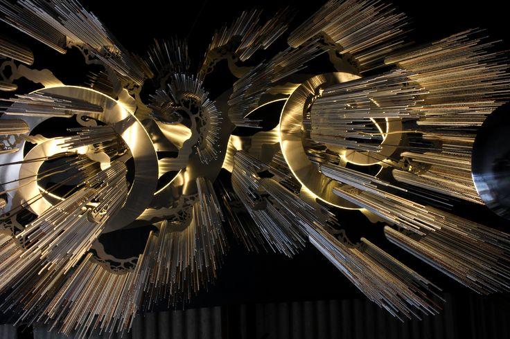 #willowlamp #bespokelighting  #custom #FarawayTree #small #chandelier