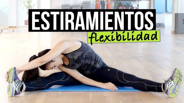Ganar flexibilidad principiante