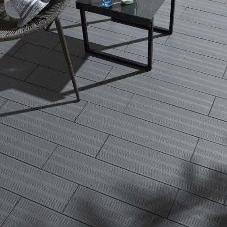 Carrelage ext rieur bali en gr s c rame maill for Carrelage gres emaille