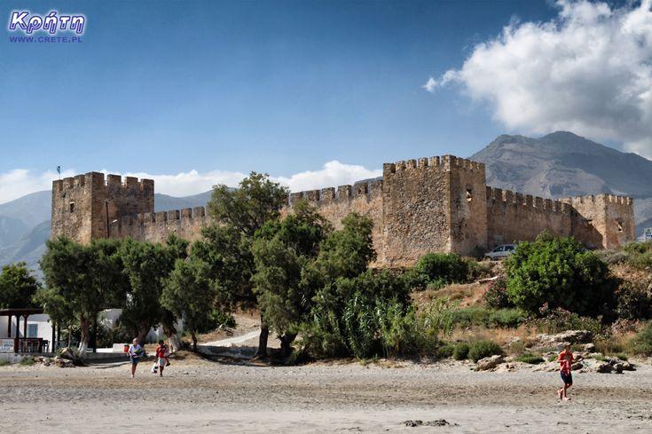 Frangokastello, Crete, Grecja