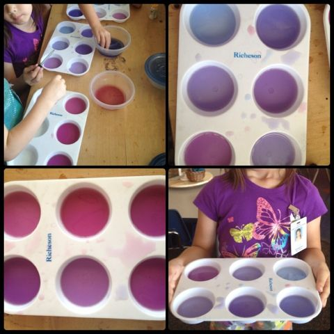 Inquiring Minds: Mrs. Myers' Kindergarten: Starting Out Our New School Year- I see an inquiry about shades of colors beginning here!