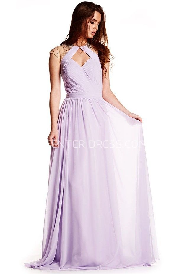 US$144.99-Beaded Sleeveless High Neck Chiffon Lavender Wedding Guest Dress with Open Backs. http://www.ucenterdress.com/beaded-sleeveless-high-neck-chiffon-prom-dress-pMK_302366.html. Shop for summer wedding guest dresses, fall wedding guest dress, wedding guest dress ideas, winter wedding guest dress, plus size wedding guest dress, formal wedding guest dress, beach wedding guest dress, black tie wedding guest dress, wedding guest dress with sleeves. wedding guest dress outdoor. We have…