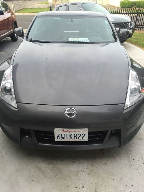 2012 Nissan 370 Z - Sacramento, CA #1458712591 Oncedriven