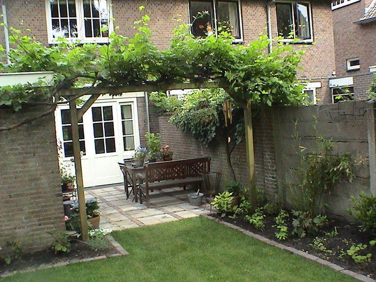 Afbeeldingsresultaat voor kleine tuin leuk maken