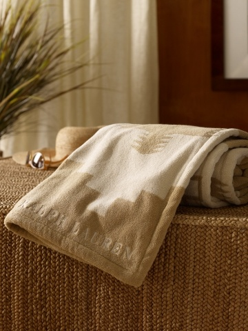 Desert Modern Beach Towel - Ralph Lauren Home Beach Towels - RalphLauren.com