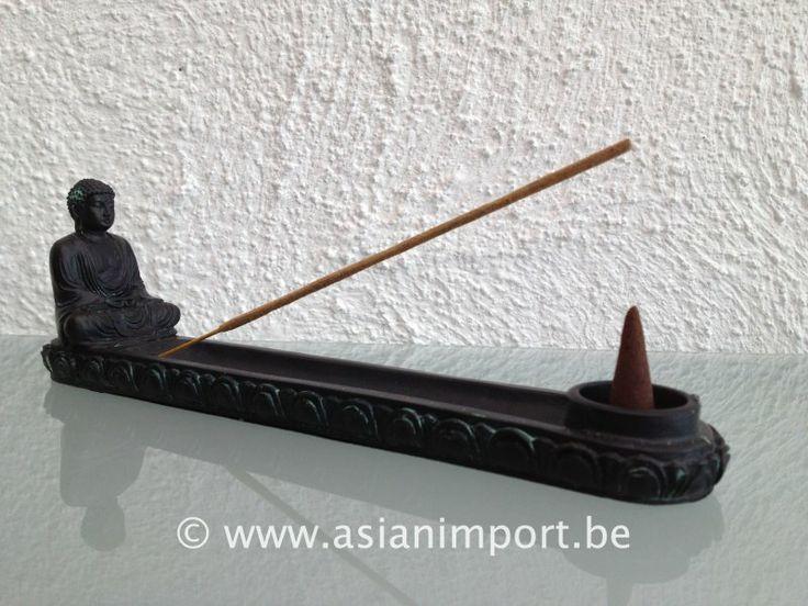 wierookhuder Boeddha - Asian Import