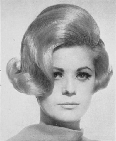 1950s hairstyles for women beehive
