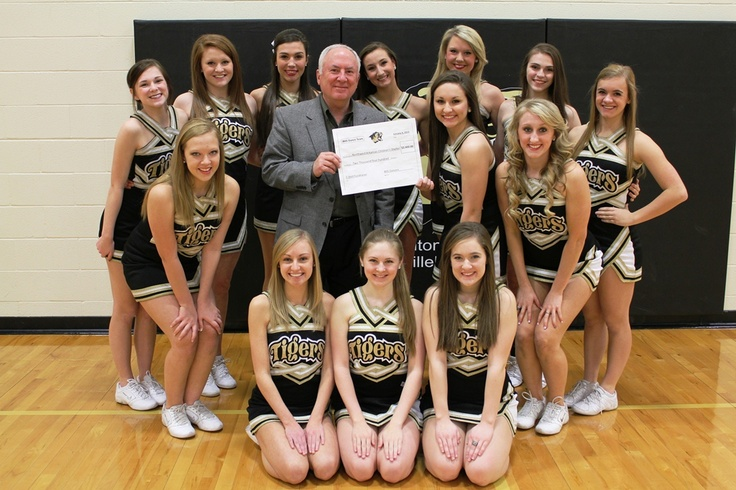 Tags Dance Teams New Members: A DONATION TO DANCE ABOUT -- Alexa Tassani (center, Right