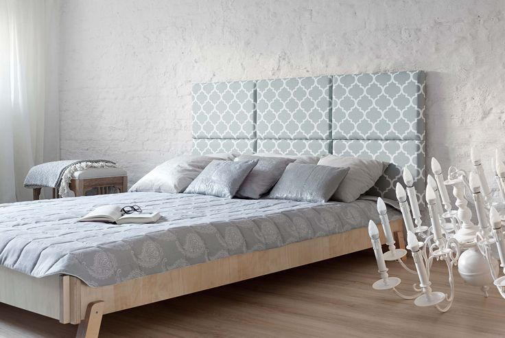 madeforbed.com modular headboard zagłówek modułowy made for bed koniczyna marokańska