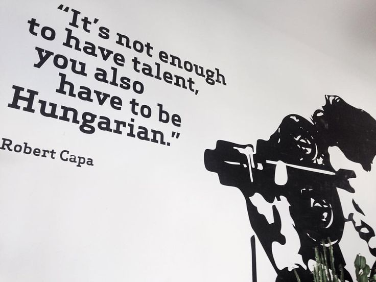 ☝ . . . . . #robertcapa #hungarian #quoteoftheday #quote #blackandwhite #itsnotenoughtohavetalent #art #artsy #specialitycoffee #coffeeshop #kulturpresszo #coffeetime #busyweekdays #timeforcoffee #mik #magyarig #instagood #instapic #instadaily
