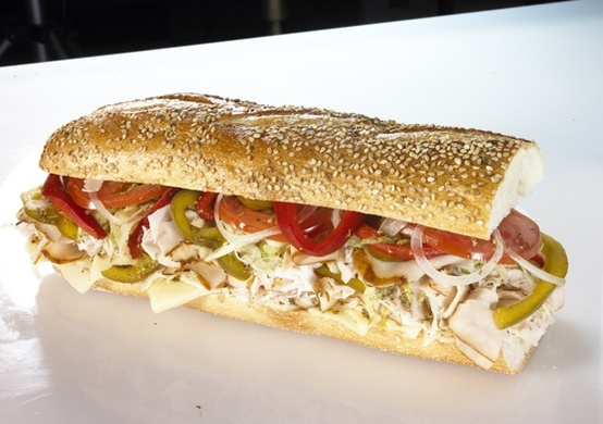 September 14 is National Eat a Hoagie Day | http://aMusingFoodie.com