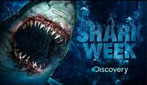Oh, how I heart Shark Week!!!! It's one of my favorite weeks of the year! My goal is to eventually host one of the greatest Shark Week parties ever thrown (I'm talking about true shark madness here!) What can I say... I'm a goofball! :)