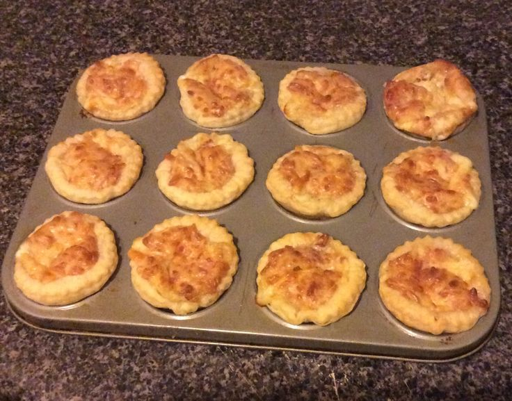 Mini Quiches!!