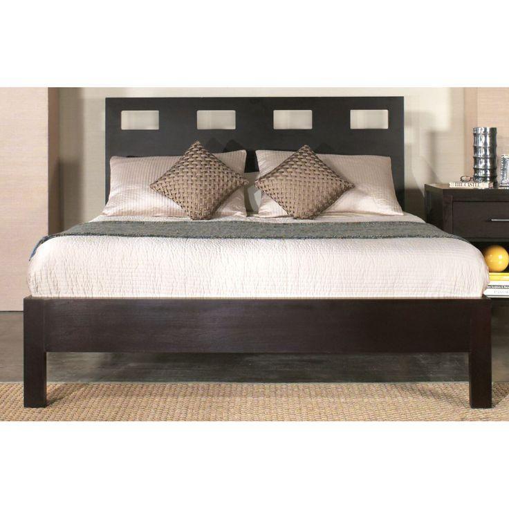 dimora bedroom set%0A Modus Furniture Riva Platform Bed