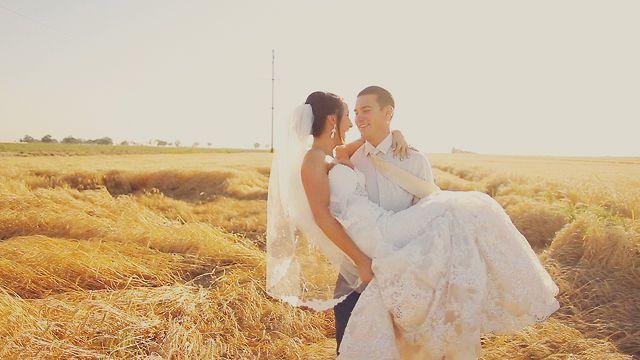 such a cuteeee wedding video