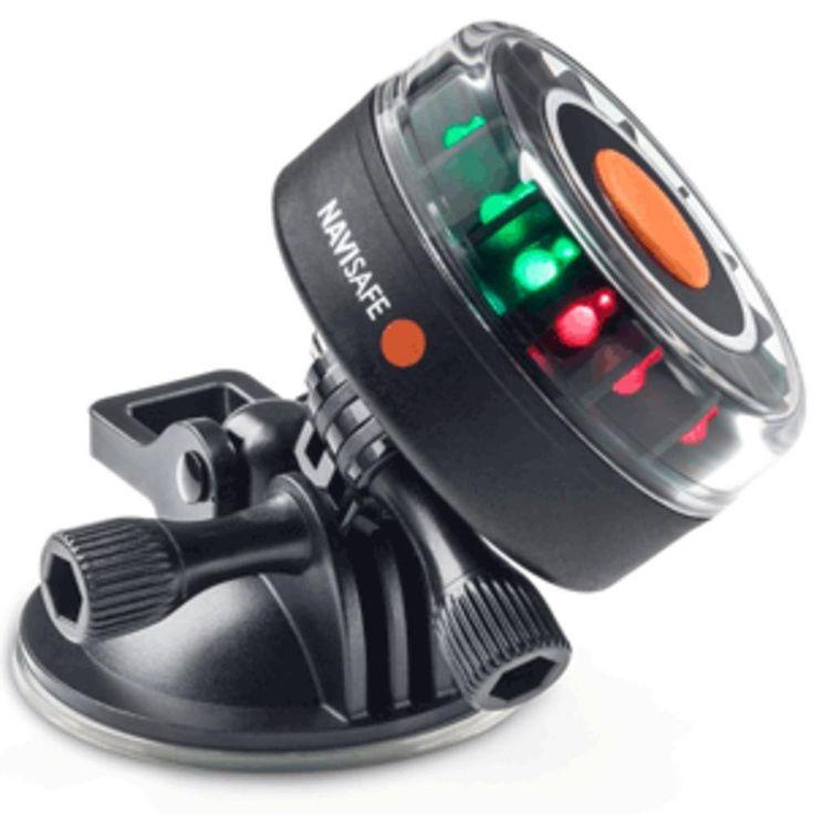 Navisafe Navilight S 2NM Portable Multifunction Navigation Light - Tricolor