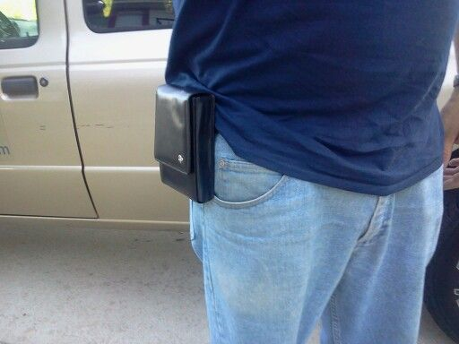 Thoughts on sneaky pete holsters? - AR15 COM