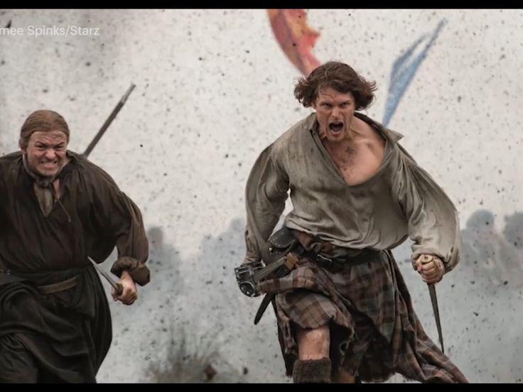 Outlander First look at season 3 @ entertainment weekly
