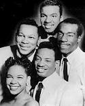 The Platters. Another Motown band with great music...my era...smoke gets in your eyes...ahhh!