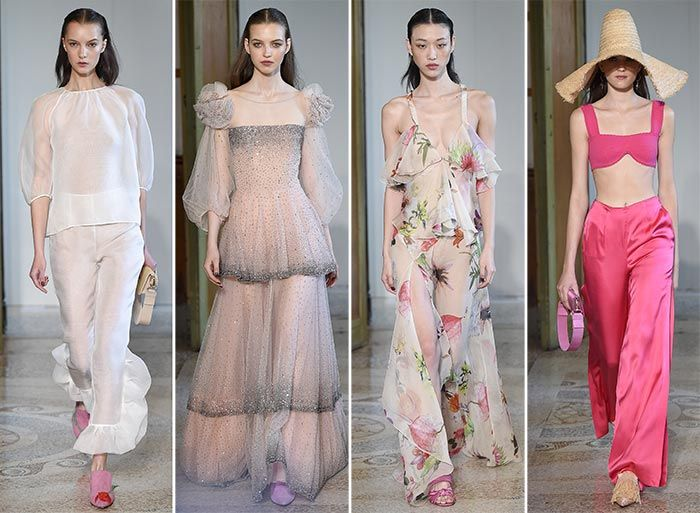 Blumarine Spring/ Summer 2017 Collection – Milan Fashion Week