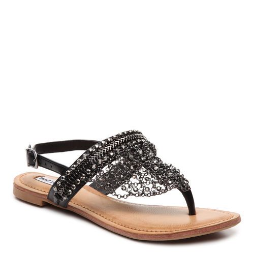 Jewels Sandal. LOVE this sandal for boho looks this summer! #gordmans #boho #shoes #accessories