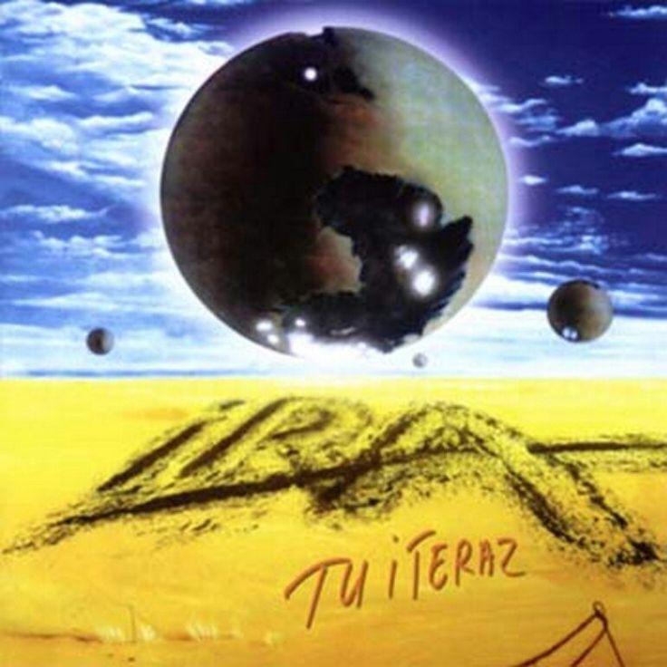 Okładka albumu zespołu IRA Tu i teraz