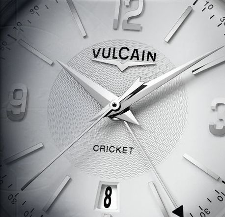 The Vulcain Cricket #luxurywatch
