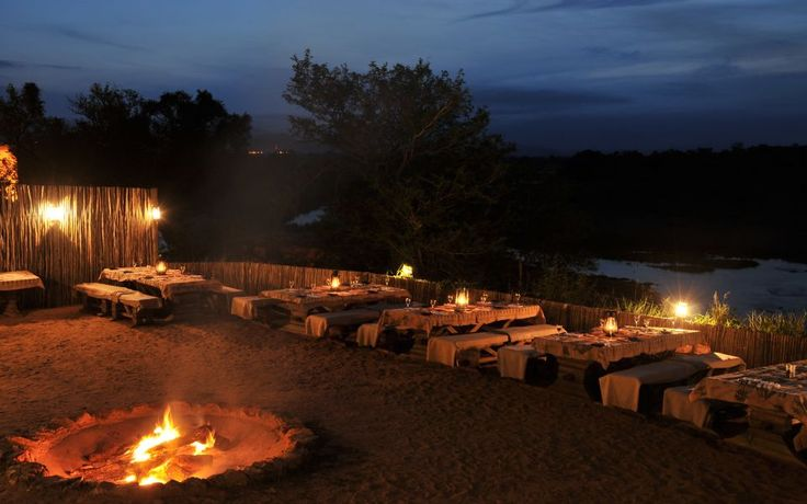 Dining - Pestana Kruger Lodge, Kruger National Park