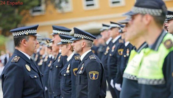 El BOE publica la convocatoria de treinta plazas de agente de Policía Local de Valencia