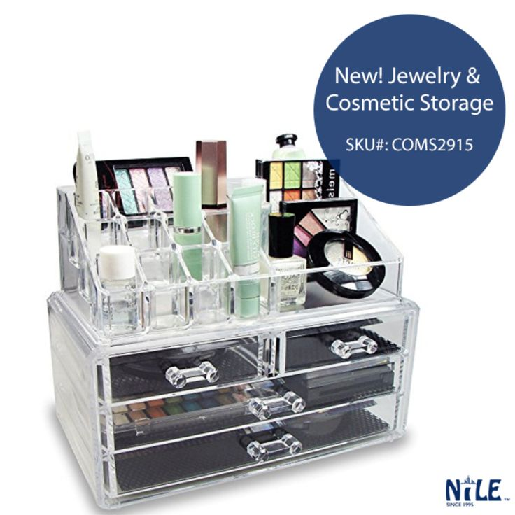 Store Your Makeup U0026 Accessories In This Brand New Storage Display!