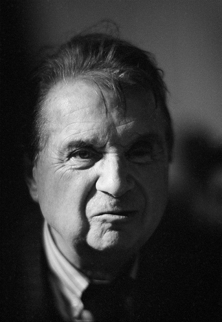 Konstantinos Ignatiadis,Francis Bacon (1909-1992) - Irish-born British figurative painter known for his bold, graphic and emotionally raw imagery. Photo Konstantinos Ignatiadis