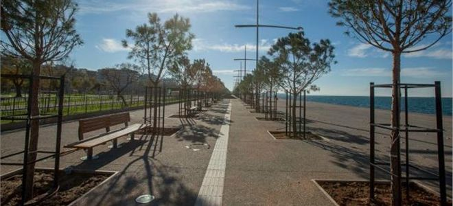 εν πλω σημειώσεις  φωτογραφίας : Παραλία Θεσσαλονίκης: Ενας επιβλητικός περίπατος -...