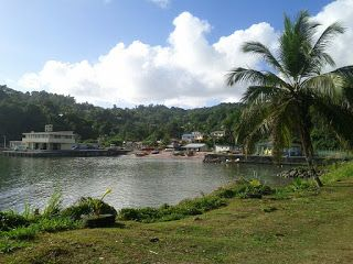 Dominica, 25th least visited (tied).