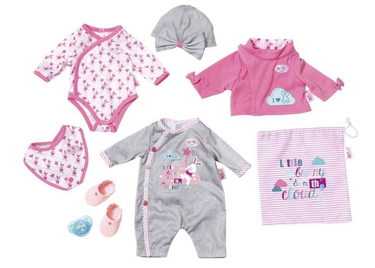 DAMAGED BOX Zapf Creation Baby Born Deluxe Care & Dress Doll Clothes Set Outfit | Dolls & Bears, Dolls, Clothing & Accessories, Baby Dolls & Accessories | eBay!