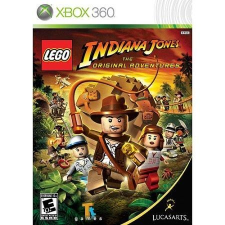 Just in time for Christmas Lego Indiana Jones The Original Adventure Microsoft Xbox 360 Video Game.