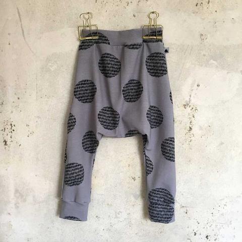 Harem Leggings - Big Dots