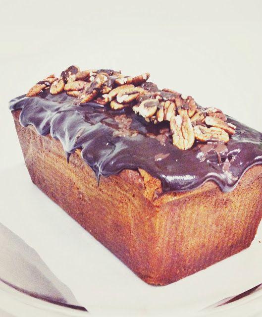 Chocolate Treasure Tea Infused Chocolate Banana Pecan Tea Loaf only at The Silva Spoon, Cotton Tree QLD @alita_johnson