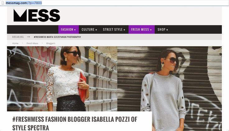 StyleSpectra: PRESS