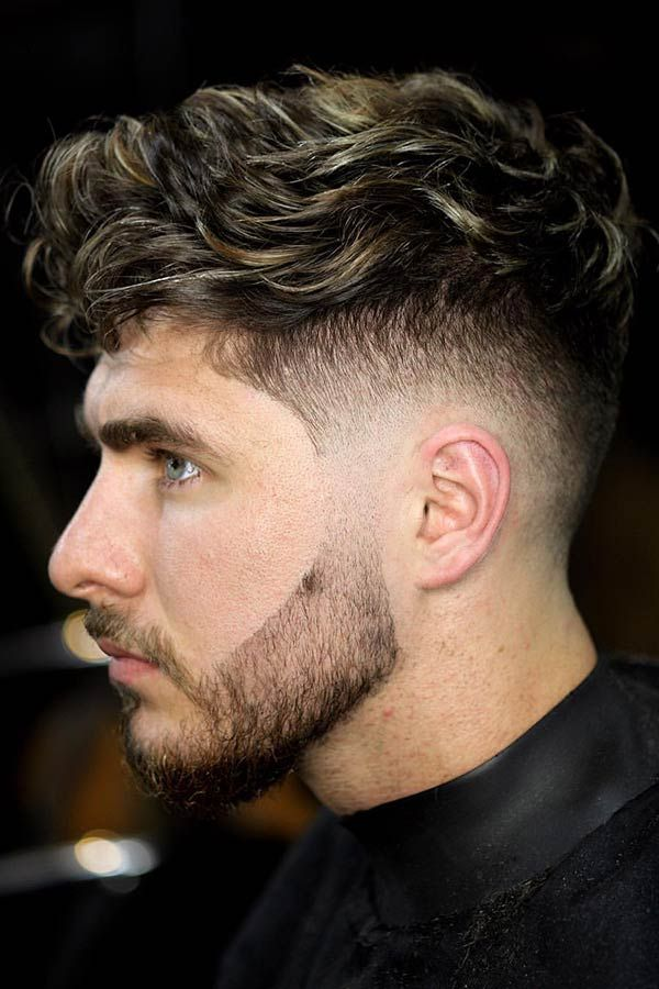 Top Curly Hairstyles For Men To Suit Any Occasion Menshaircuts Com Mens Haircuts Fade Mid Fade Haircut Curly Hair Men