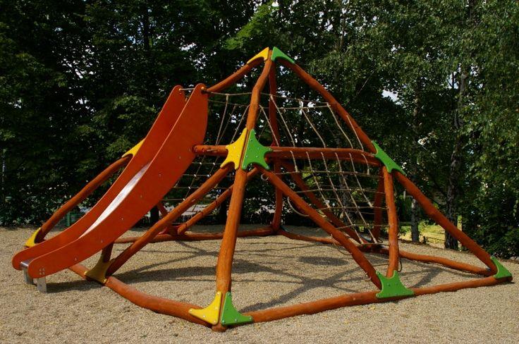 Dětská hřiště a zahrady v přírodním stylu - Prolézačky 8D, Online katalog…
