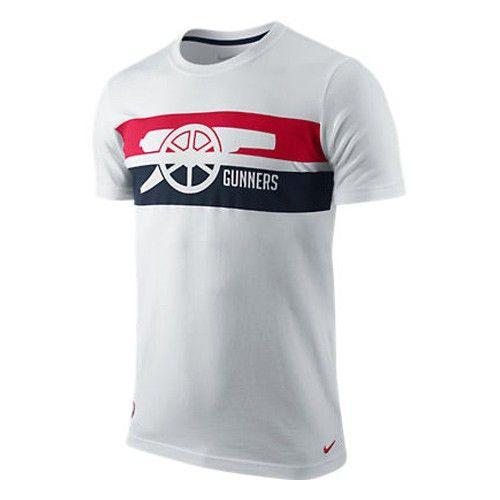 Nike Arsenal Men's Core Tee - White $25.19