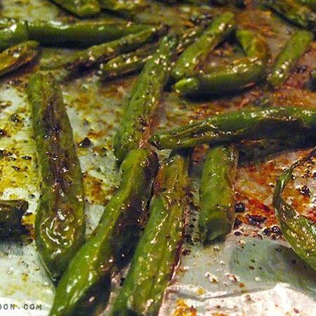 Green Beans - Balsamic Oven-Roasted | Vegetables - Green Beans | Pint ...