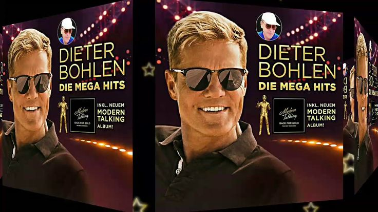 """DIETER BOHLEN - You're my Heart You're My Soul """"2017 New version / moder..."""